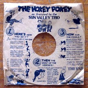 Hokey Pokey SV trio