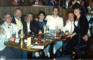Trader Vic's Closing Night June 21, 1991